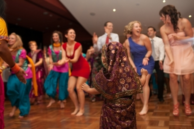 Bhangra33 little girl loves Bollywood dance