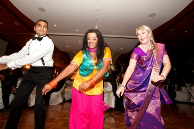 Bhangra39 Bollywood dance at indian Aus wedding