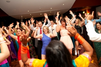 Bhangra43 Bollywood dance makes everyone smile