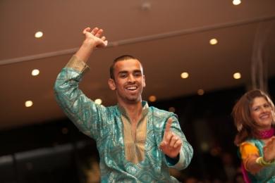 Bhangra6 Male Bollywood dancer