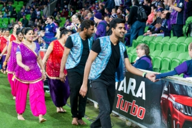bollywood at melbourne storm