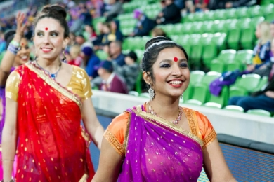 melbourne bollywood theme corporate event