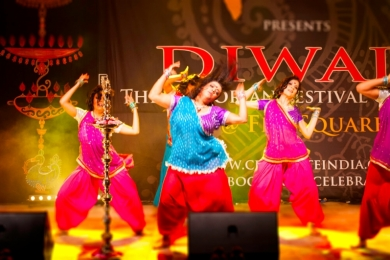 Diwali 2015 dance performance