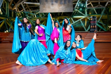 best indian festival dancers in melbourne