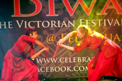 festival dance steps