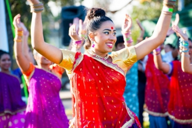 hire bollywood dancers