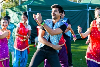 hire bollywood dancer melbourne