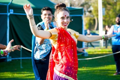 hire indian dancers melbourne
