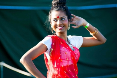 hire indian dancers