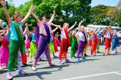 Bollywood Dance Workshops For School Kids Melbourne