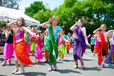 Bollywood Dance Workshops For School Kids