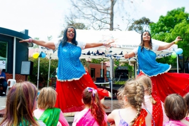 Dance Workshops For Primary And Secondary School Kids