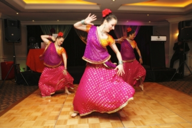 Corporate Bollywood Flowing movement