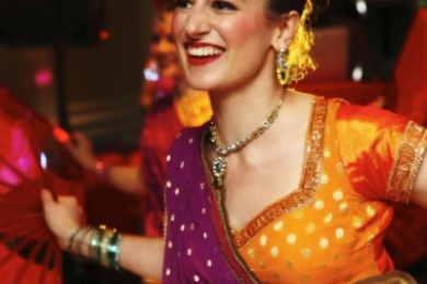 Corporate Melbourne Bollywood dance event