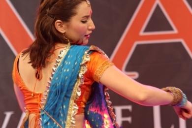 Diw Ignite Bollywood Solo Dancer 1