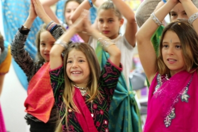 Bollywood Kids Party 0001