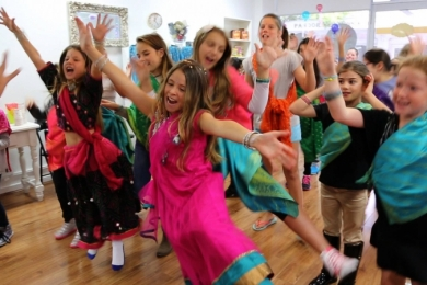 Bollywood Kids Party 001