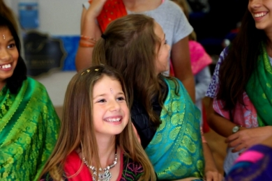 Bollywood Kids Party 002