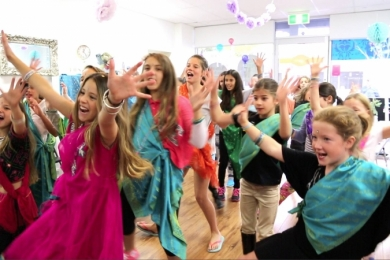 Bollywood Kids Party 0027
