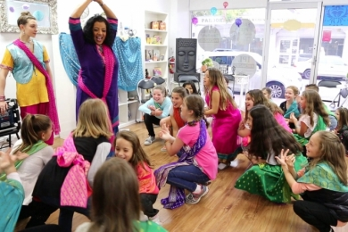 Bollywood Kids Party 044