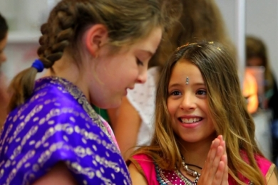 Bollywood Kids Party 07