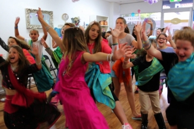Bollywood Kids Party 14