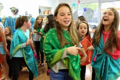 Bollywood Kids Party 15