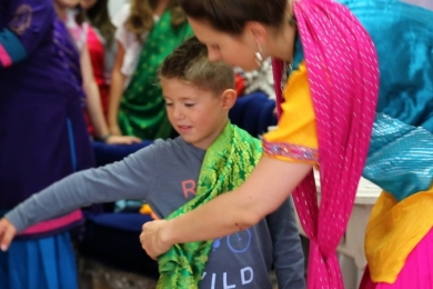 Bollywood Kids Party 24
