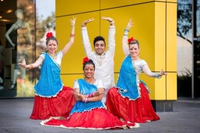 Kmart celebrates Diwali at work