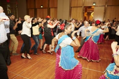 Laugh and have fun with Bollywood dance for your staff