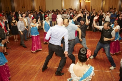 Get your Bollywood groove on!