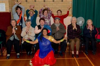 Seniors Festival 2012