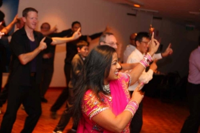 Sway Bollywood bhangra for men