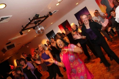 Sway Bollywood dance and laughter