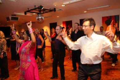 sway Bollywood dance class