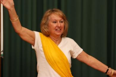 Victorian Seniors Festival Bollywood Workshop Cheltenham East