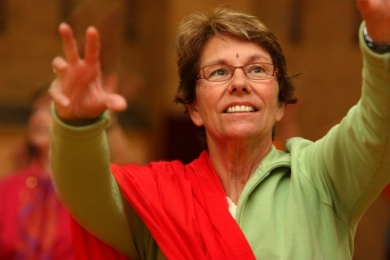Seniors bollywood dance improves concentration