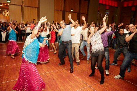 Bollywood Corporate Teambuilding for IT Companies